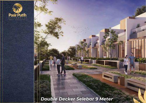 Konsep Villa Pasir Putih Double Decker – PIK2 (2)