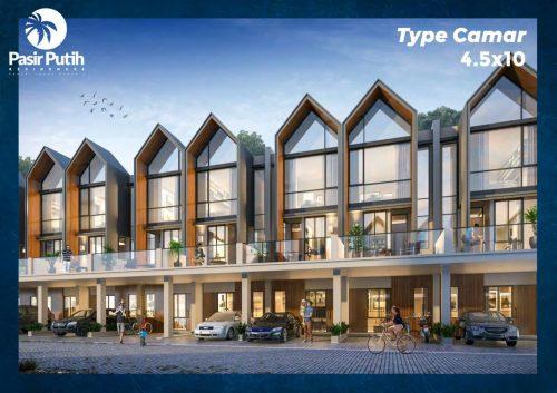 Tipe Unit Villa Pasir Putih 10 PIK2 (1)
