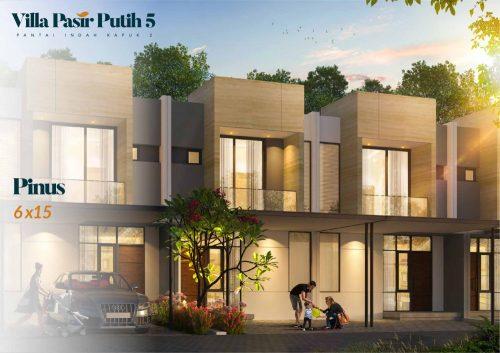 Tipe Unit Villa Pasir Putih 5 – PIK2 (3)