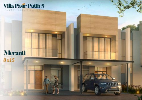 Tipe Unit Villa Pasir Putih 5 – PIK2 (8)