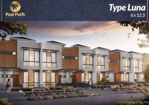 Tipe Unit Villa Pasir Putih Double Decker – PIK2 (2)
