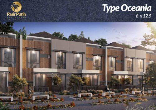 Tipe Unit Villa Pasir Putih Double Decker – PIK2 (4)