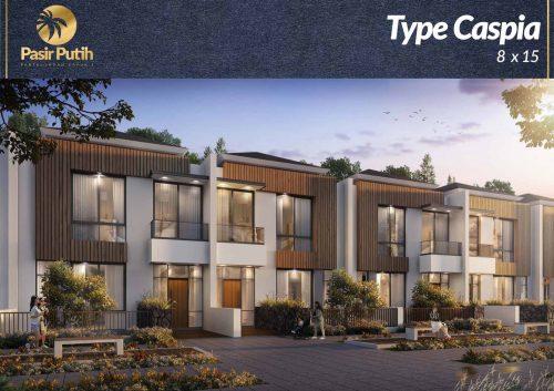 Tipe Unit Villa Pasir Putih Double Decker – PIK2 (6)